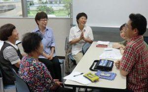 『聴き上手』ボランティア養成講座が開催されました!