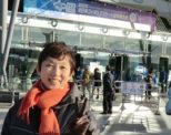全日本フィギアスケート選手権大会でクリスマス!