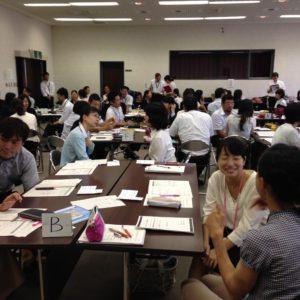 6月17日枚方市教育委員会「小中学校10年経験者研修」