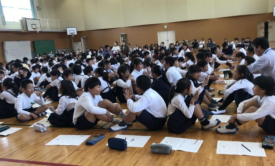 玉津小学校②