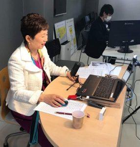 参考:京都サンダー株式会社主催「建設ディレクターの研修風景」